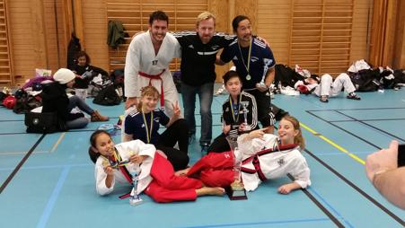 Stora framgångar i Svenska Cupen 2